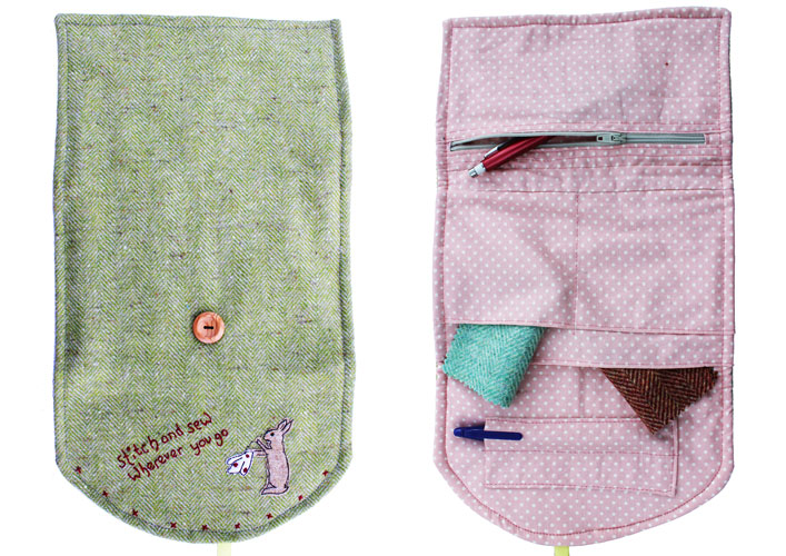 Stitch and Sew Wherever You go