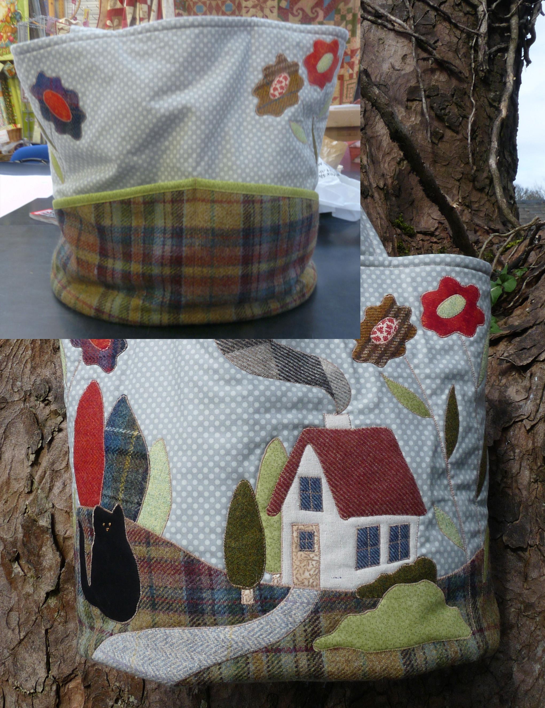 Home Tweed Home. Tweed kit with pattern