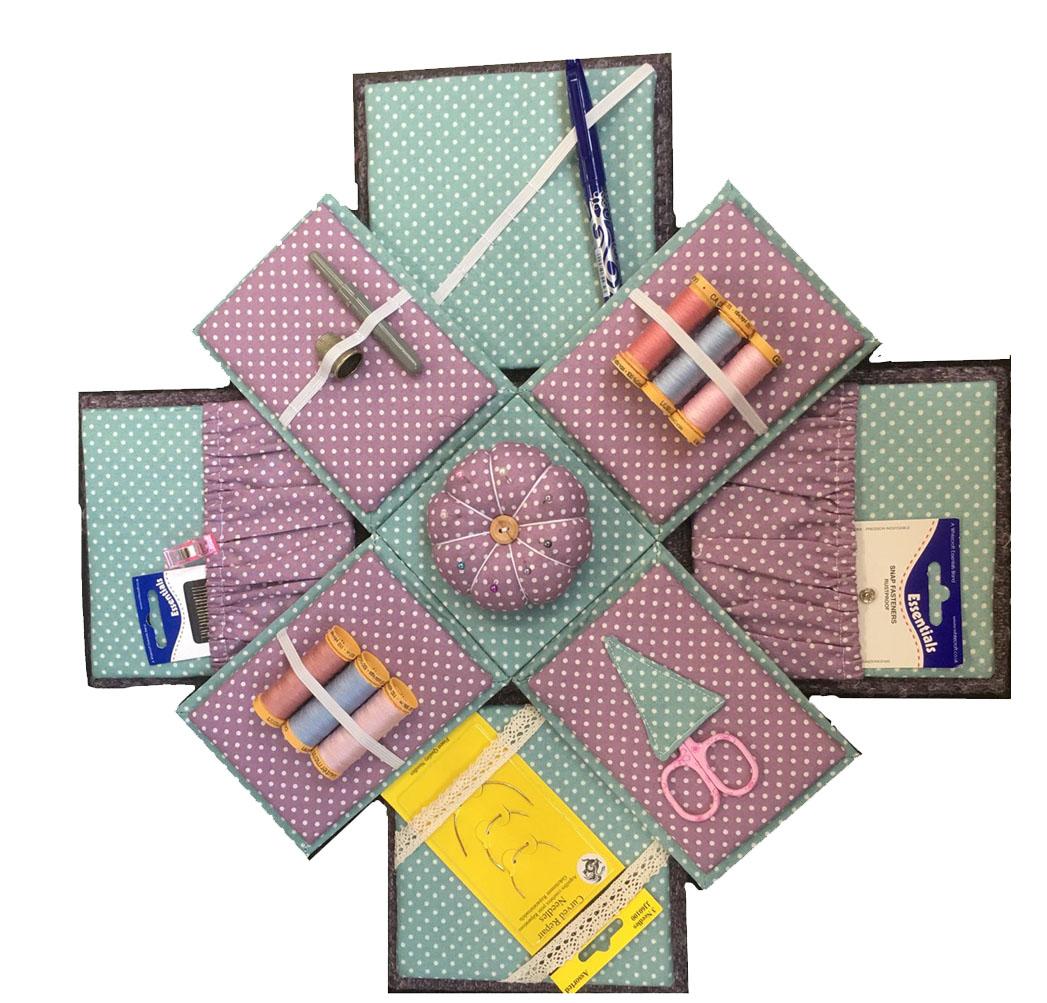 Etui Box Sewing Pattern
