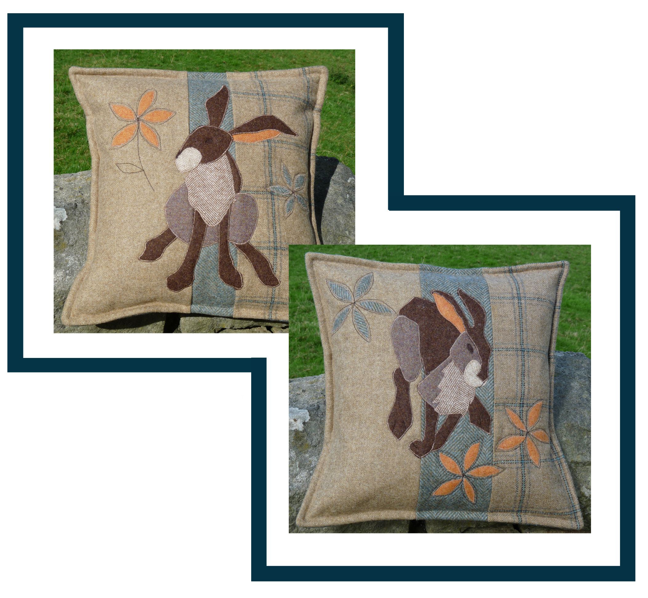 Hare Cushion Kit