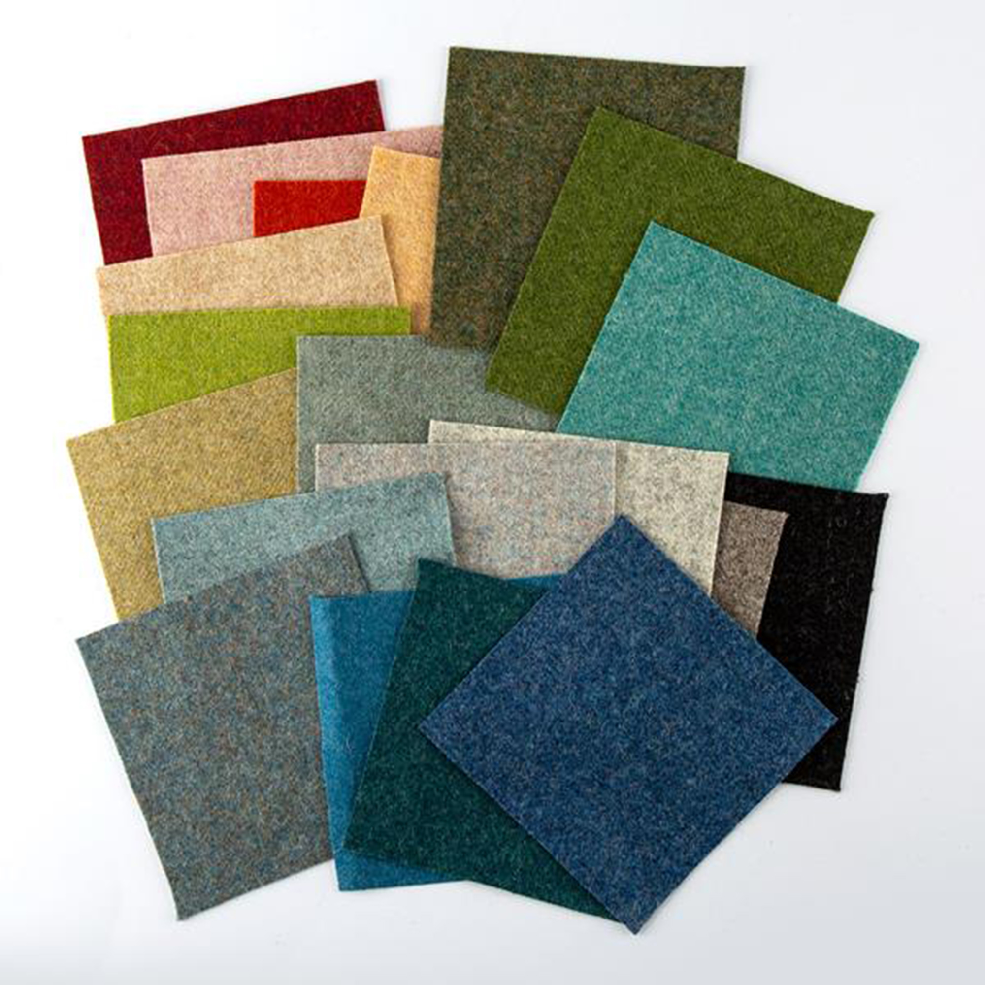 """Charisma 5"""" Squares Earth Collection"""
