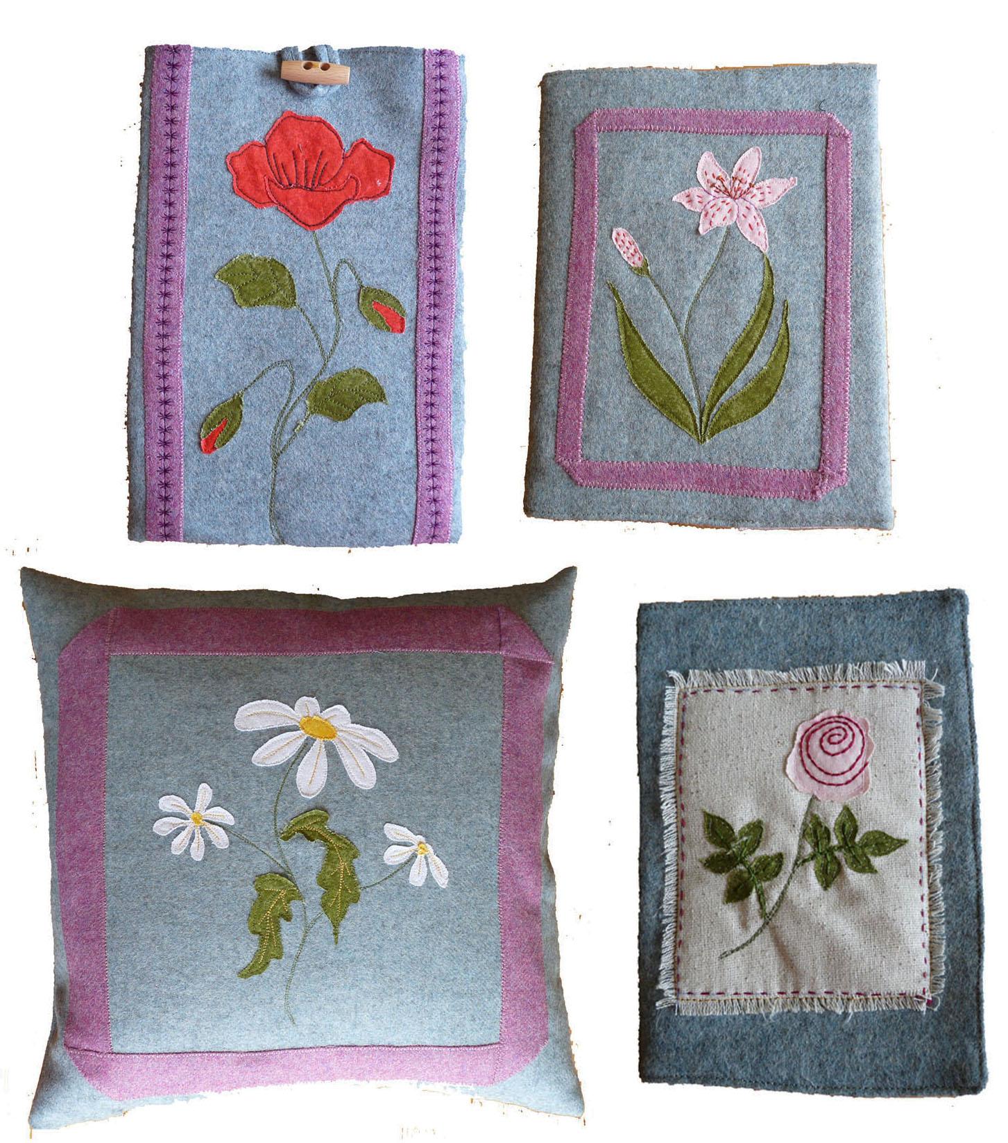 Floibunda set pattern