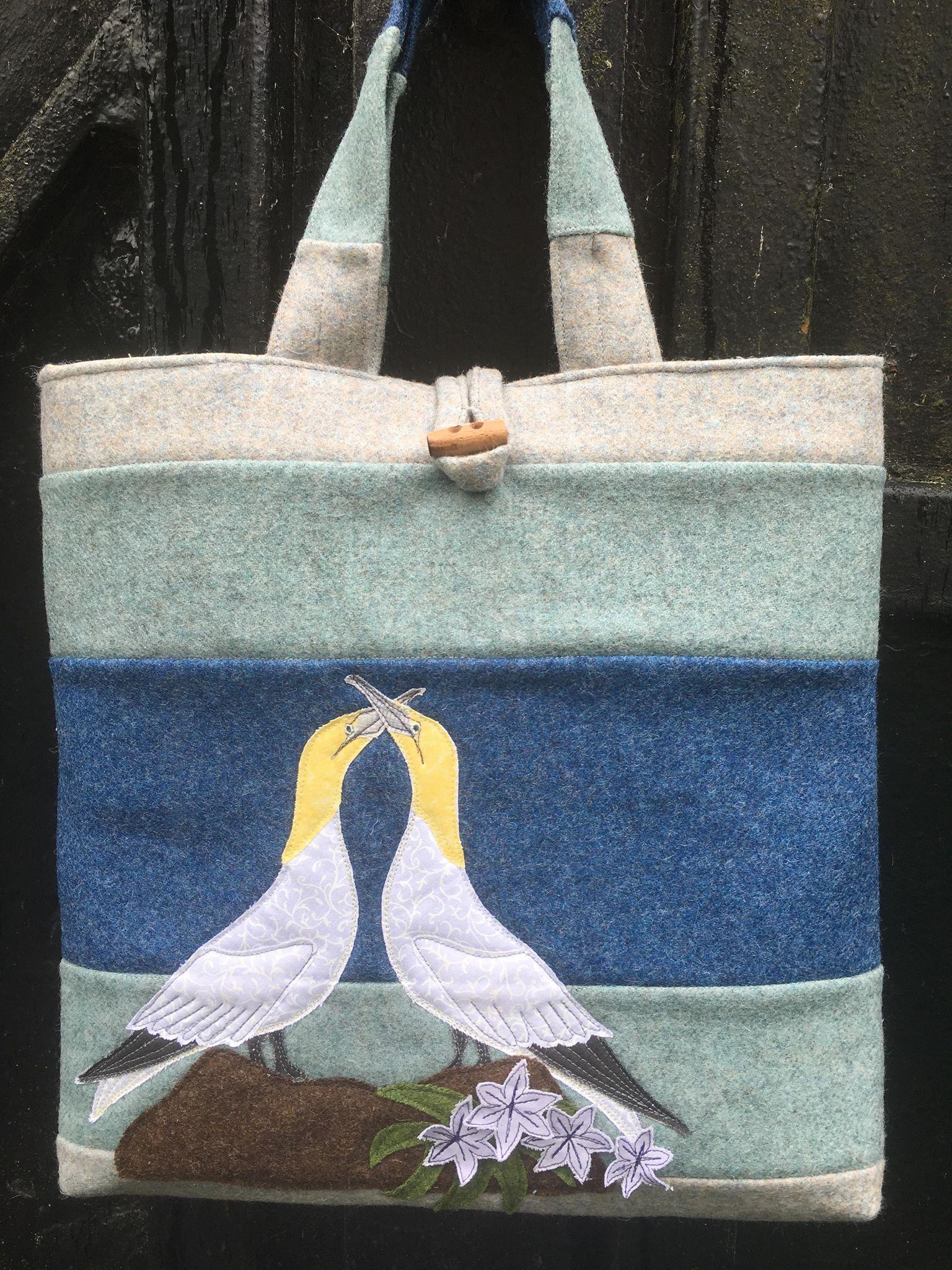 Mels Bag, Tote Bag Sewing Pattern