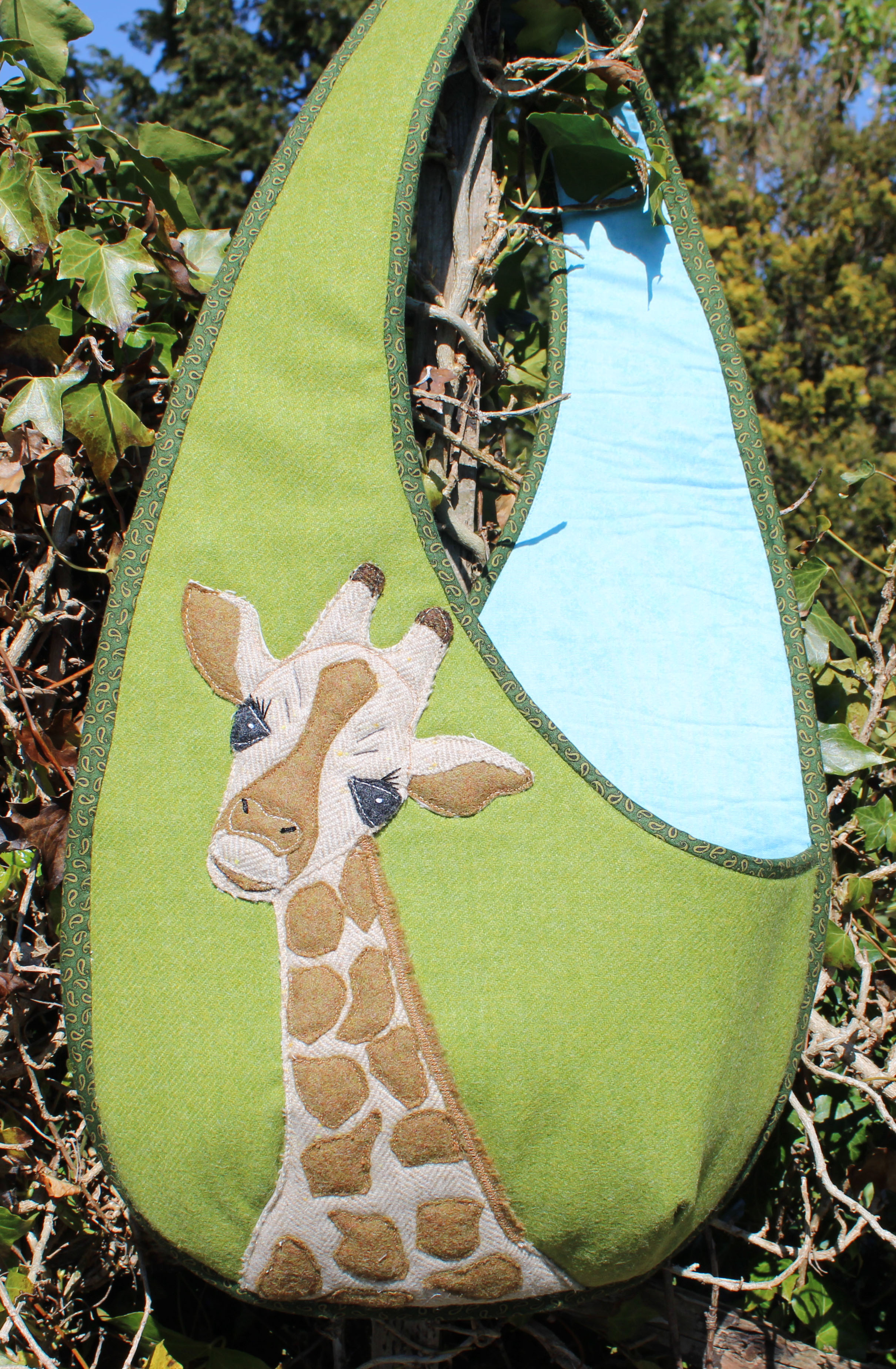 Giraffe Applique pack