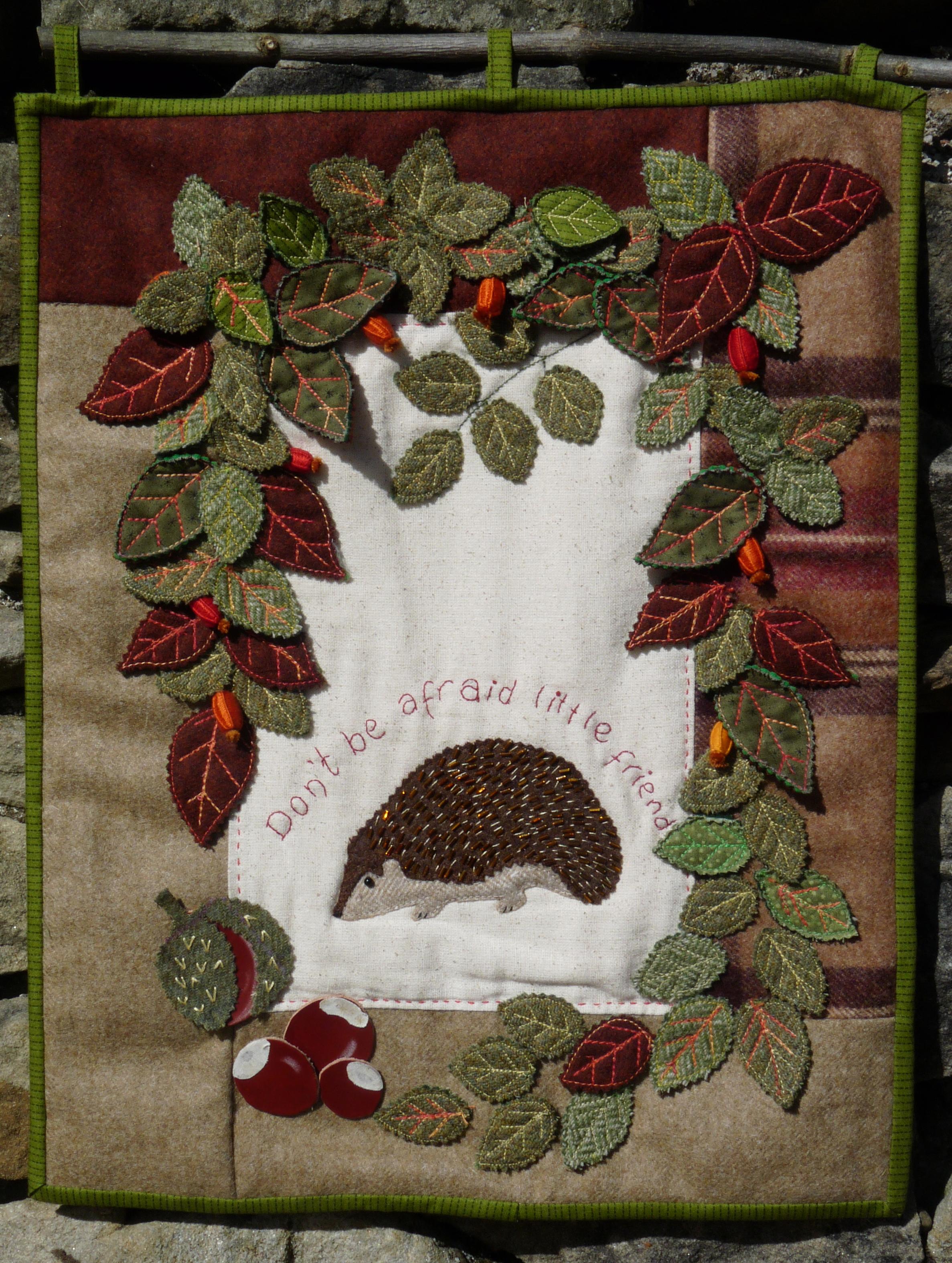 A Hedgehog's Friend Tweed Pack