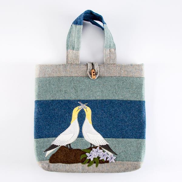 Mel's Bag, Tote Bag Patchwork Kit