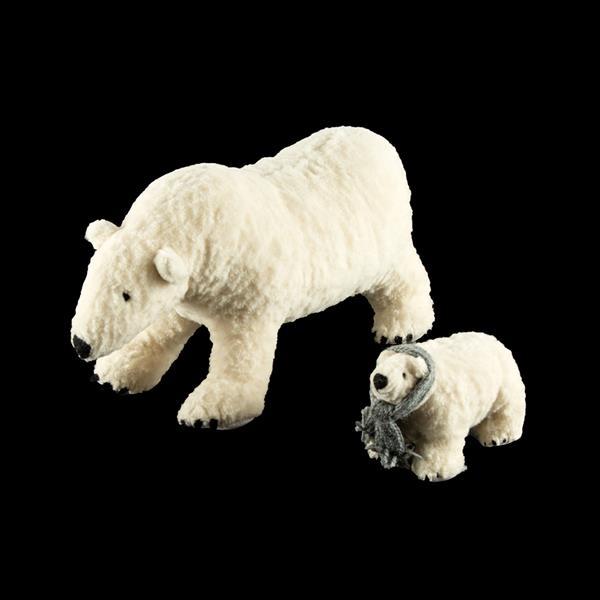 Polar Bear Character Doll Sewing Pattern