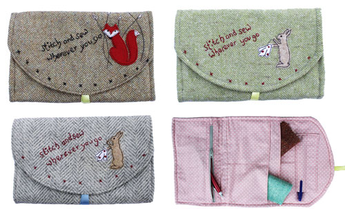 Stitch and Sew Wherever You go kit