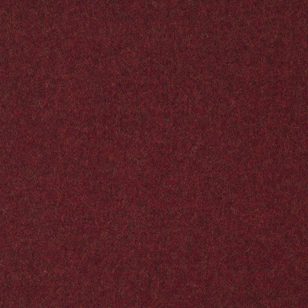 Earth Pomegranate, British Wool Tweed Fat Quarter