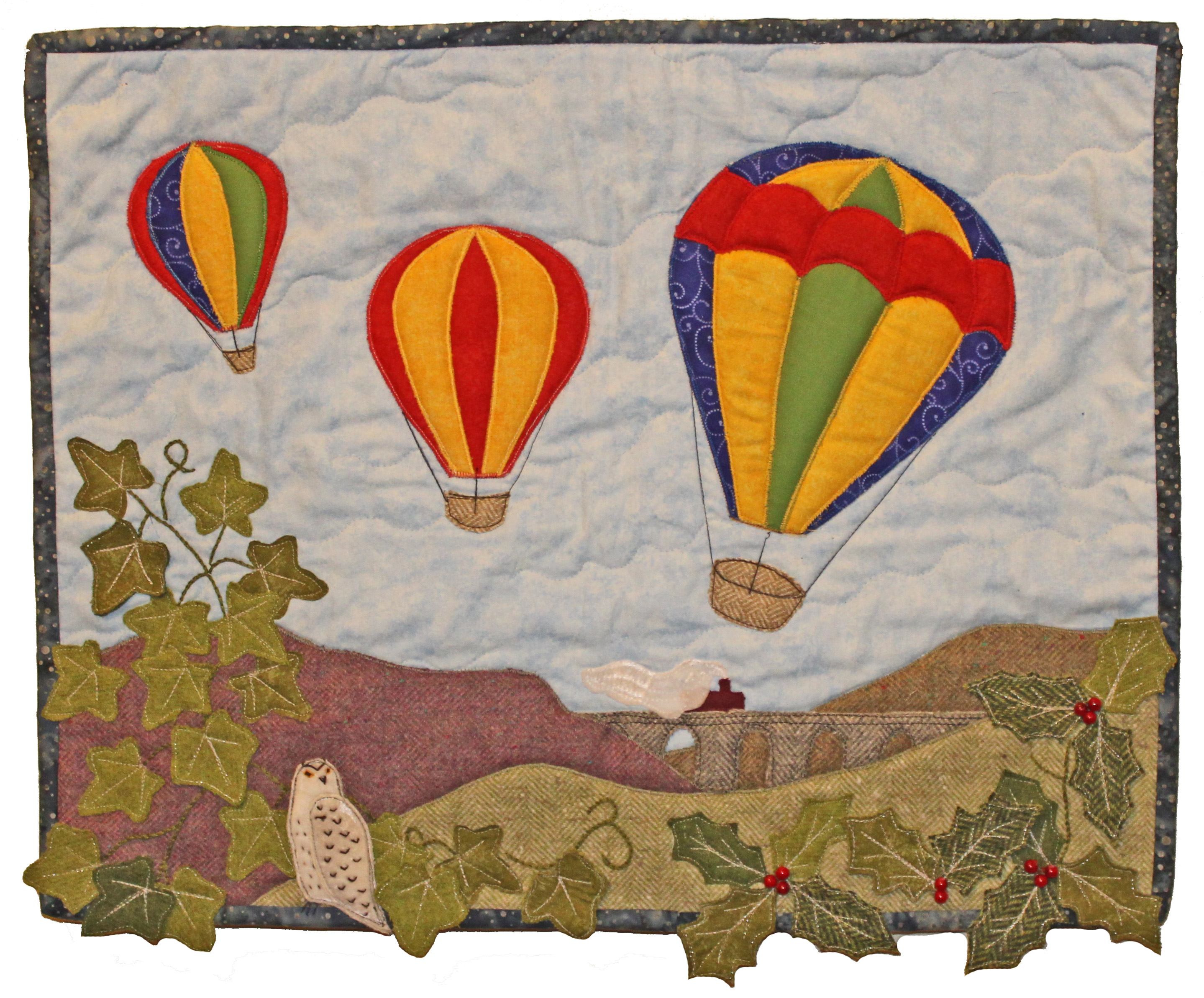 Ey Up and Away Sewing Pattern