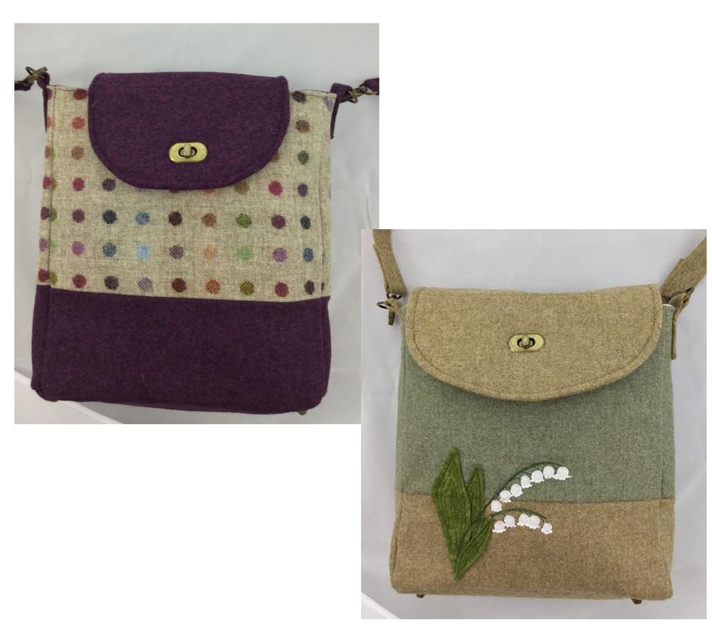 Lily Bag pattern