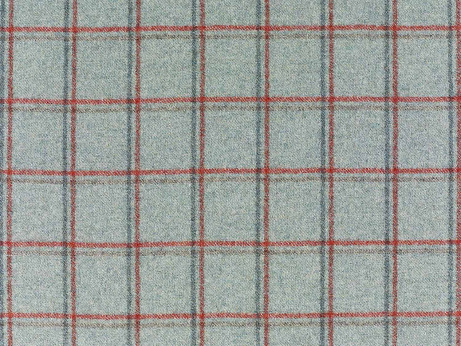 San Francisco Jade, British Wool Tweed Fat Quarter