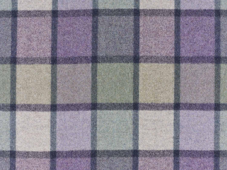 Tokyo Heather, British Wool Tweed Fat Quarter
