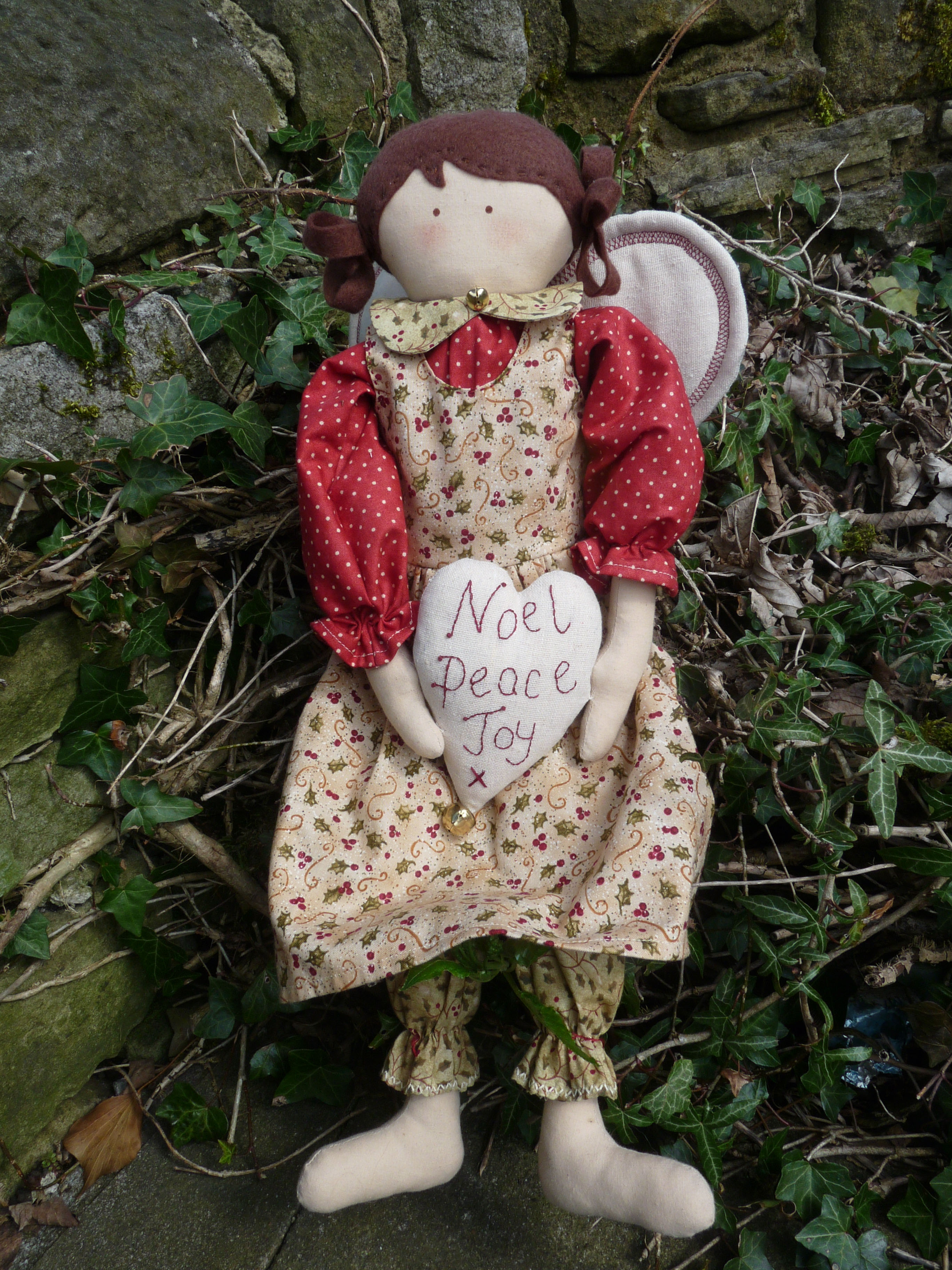 Angelica Doll Sewing Pattern