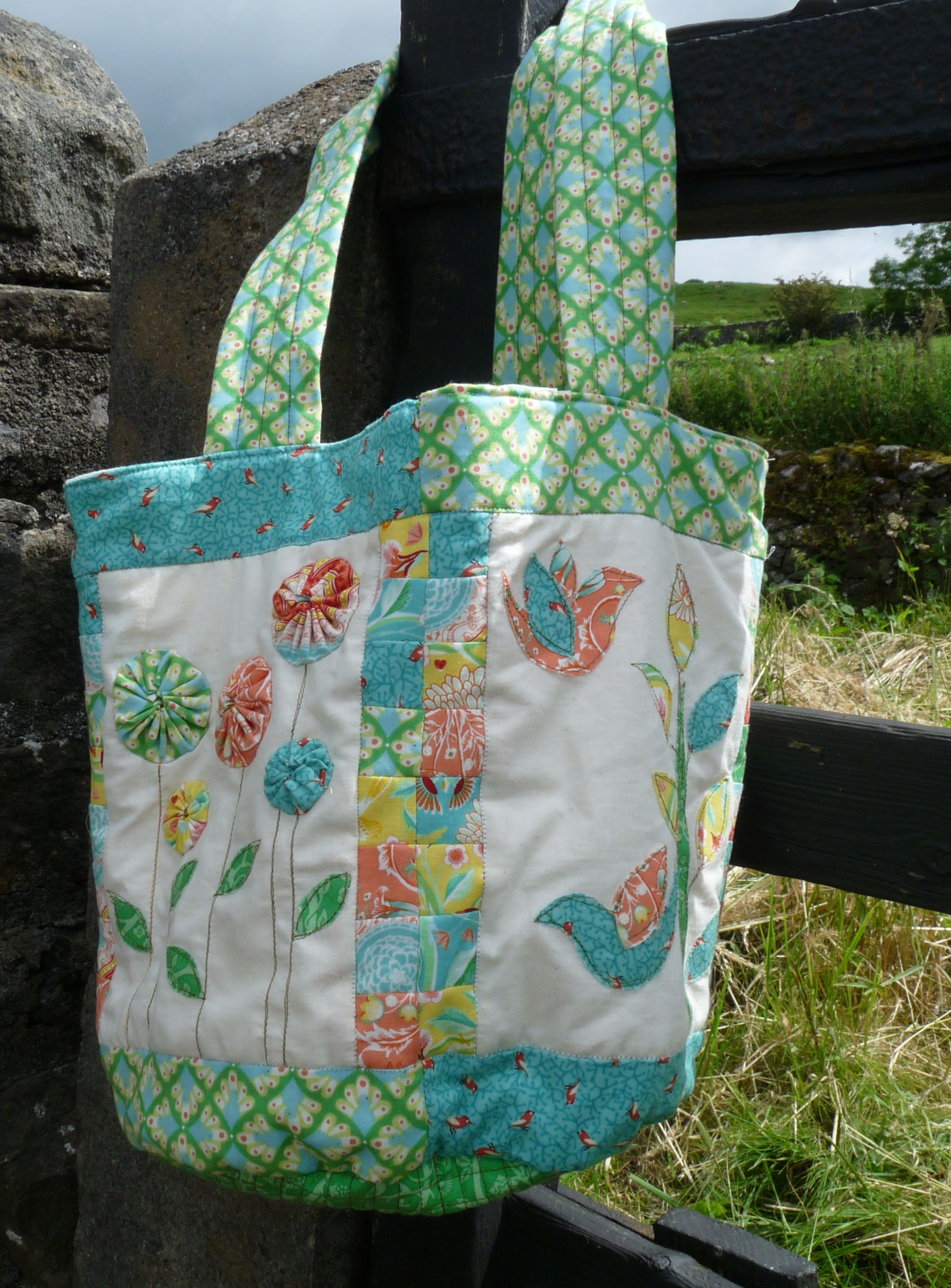 Quilting Bag Designs : Sewing patterns Patchwork Quilting