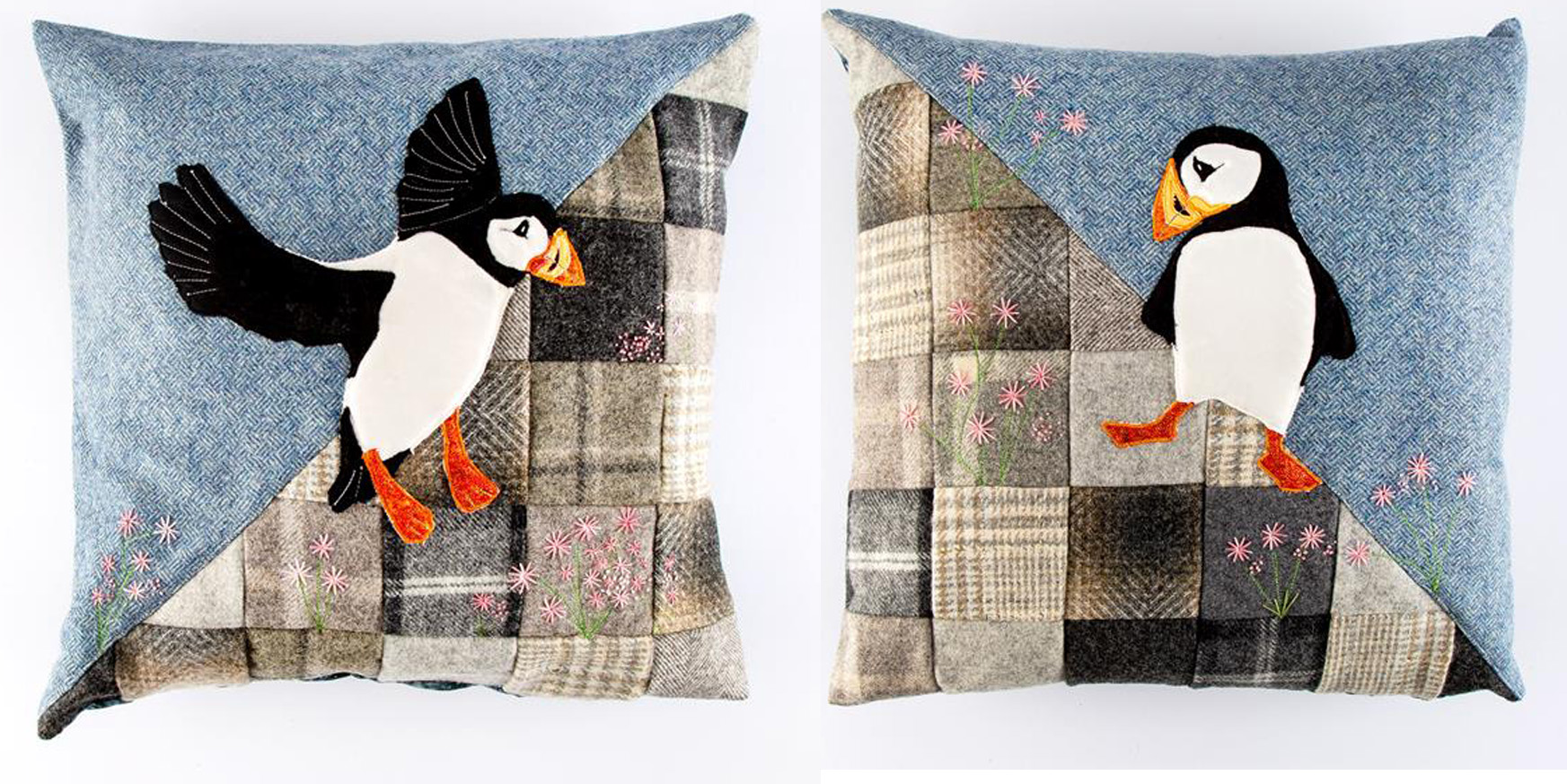 Chuffin' Puffins kit