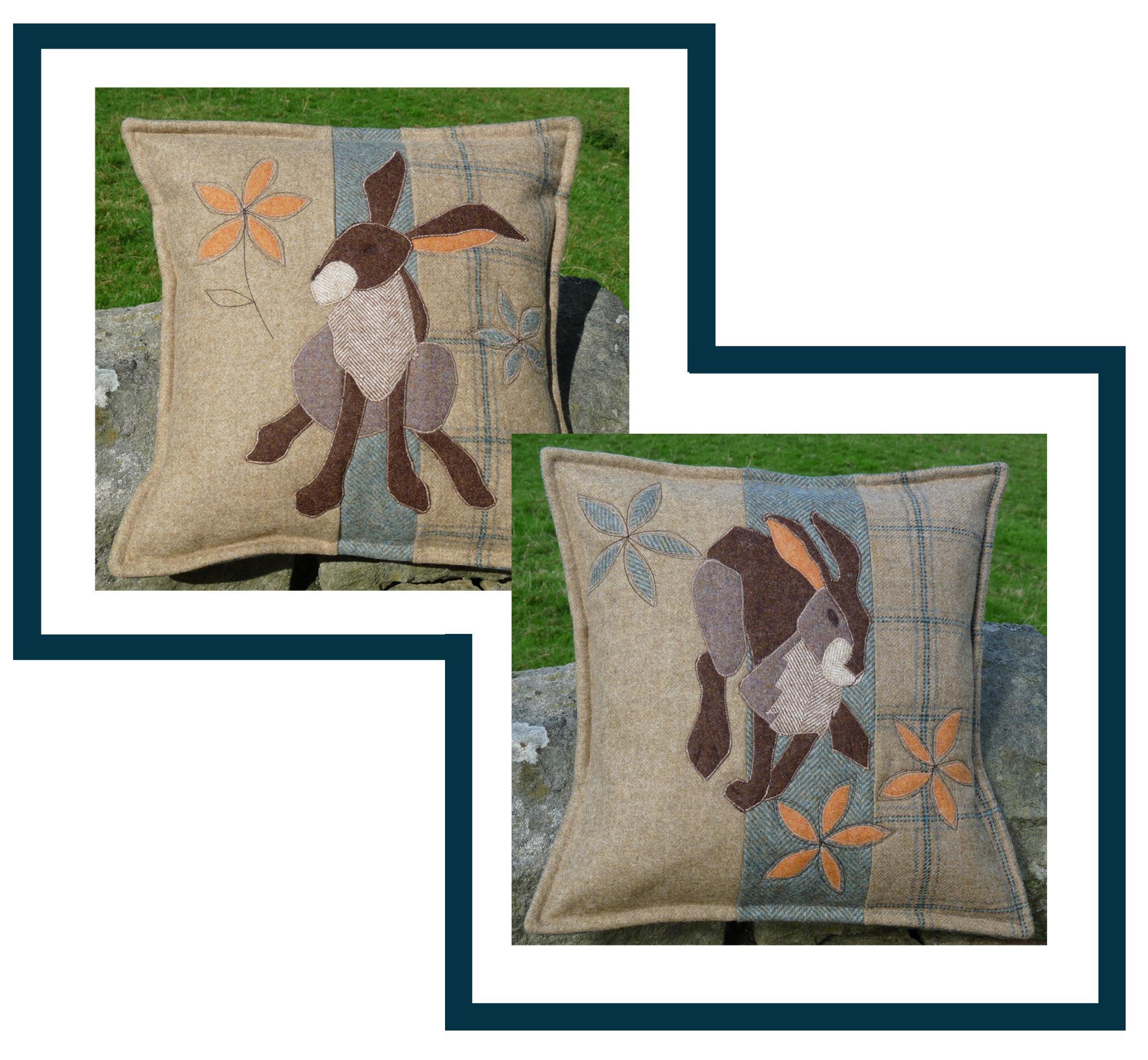 Hare Cushion Kit