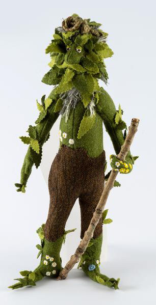 Green Man of the Woods
