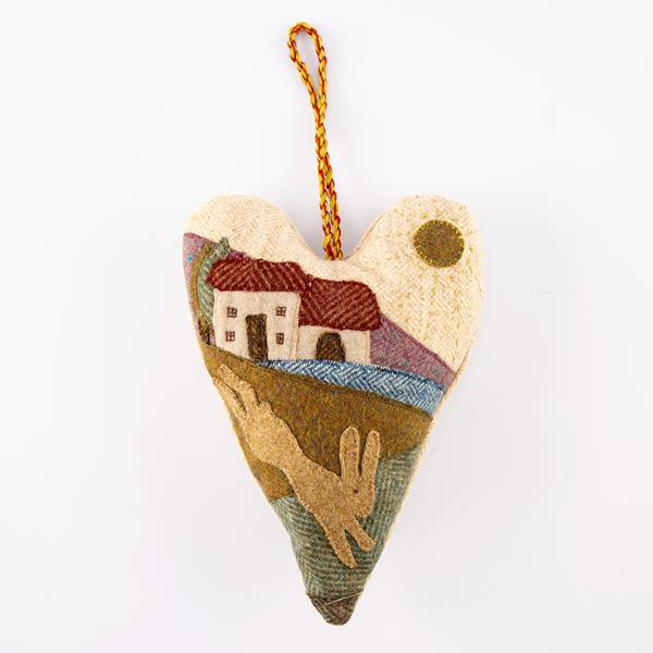 Hare of Hearts Sewing Kit