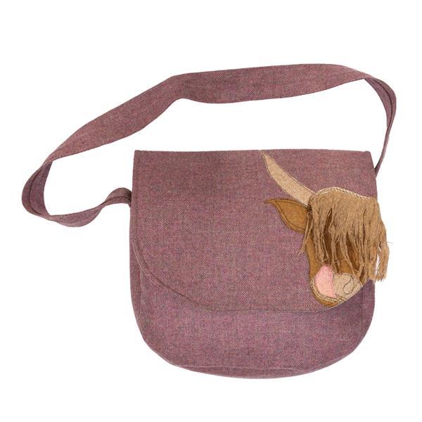 Cow Bag Handbag Sewing Pattern