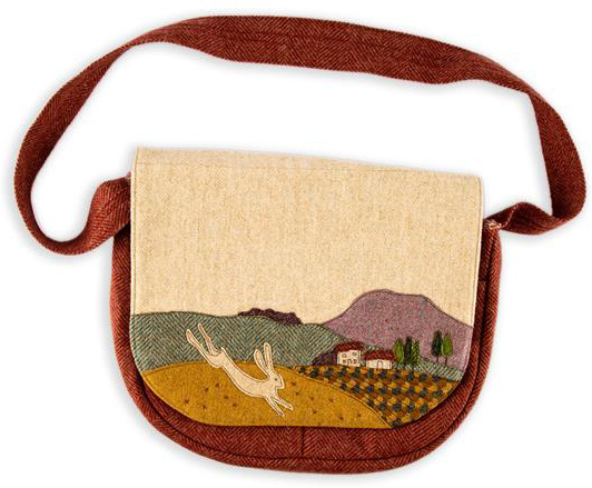 Homeward Bound Handbag Sewing Pattern