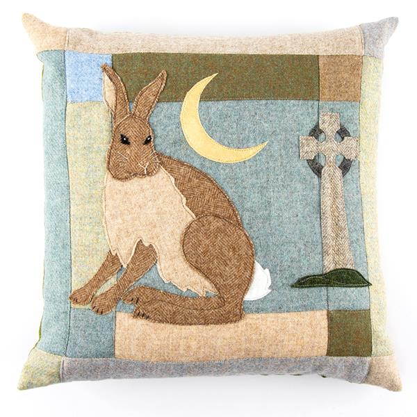 A Very Irish Cushion sewing pattern