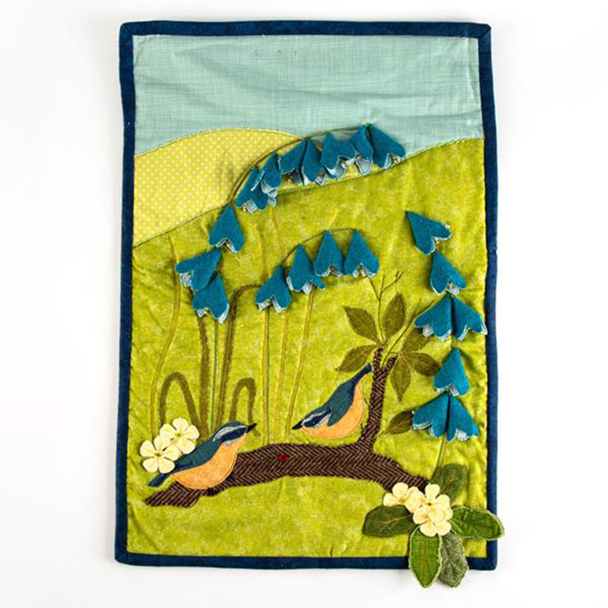 Spring Companions Wall Hanging Sewing  kit