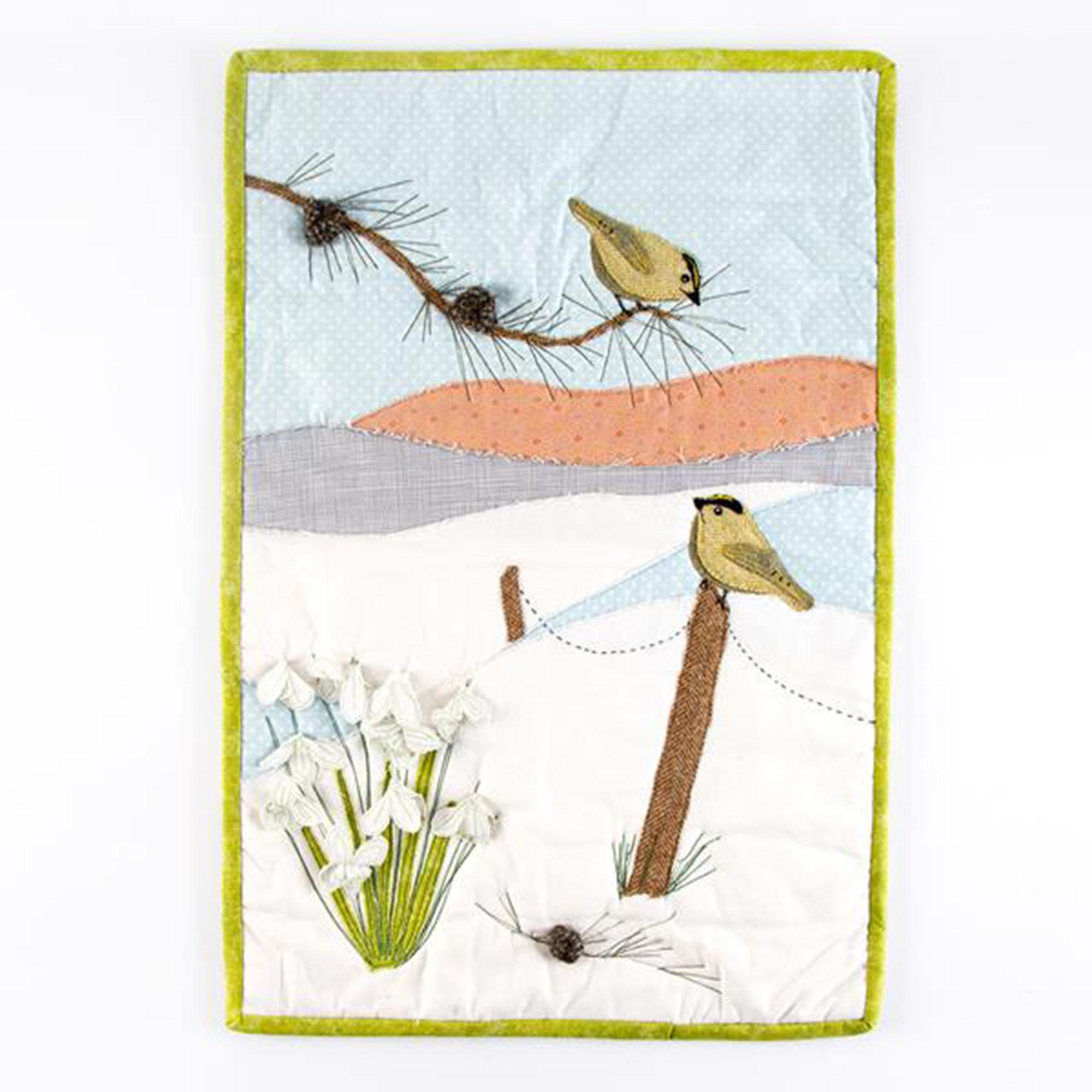 Winter Companions Wall Hanging Sewing Pattern