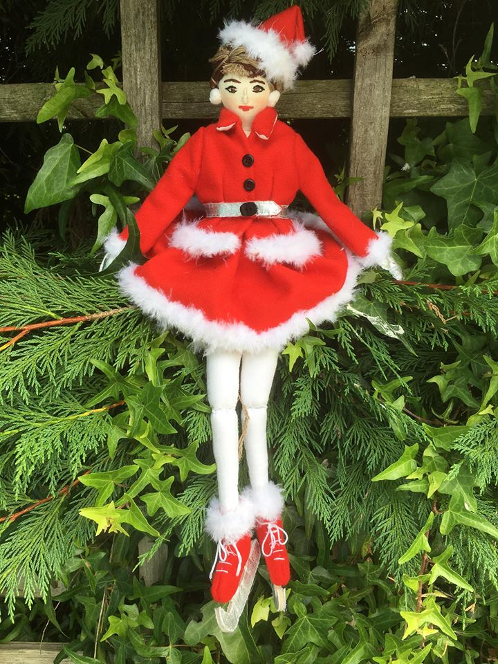 Santa's Belle