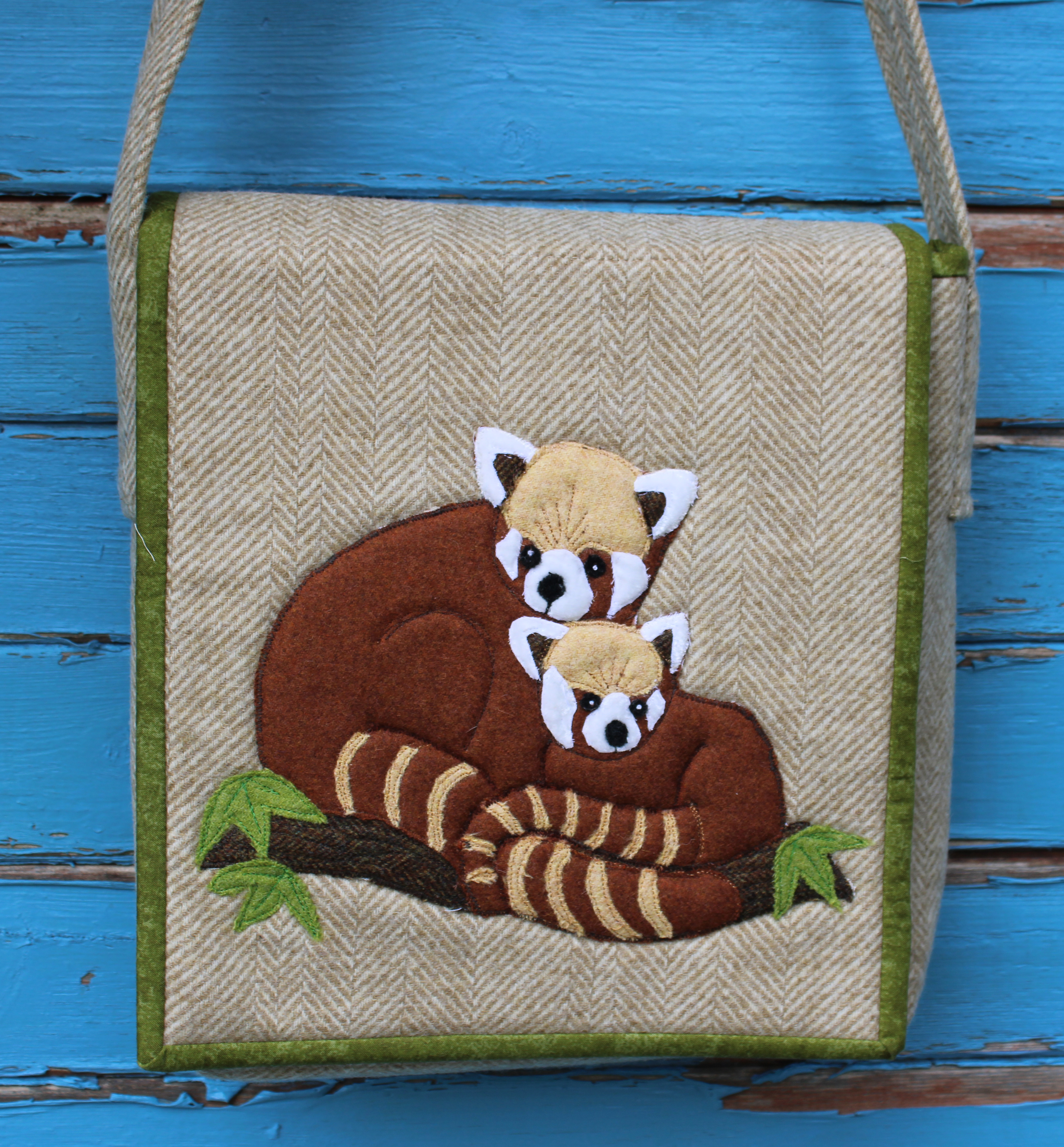 Pams Bag Applique Pack