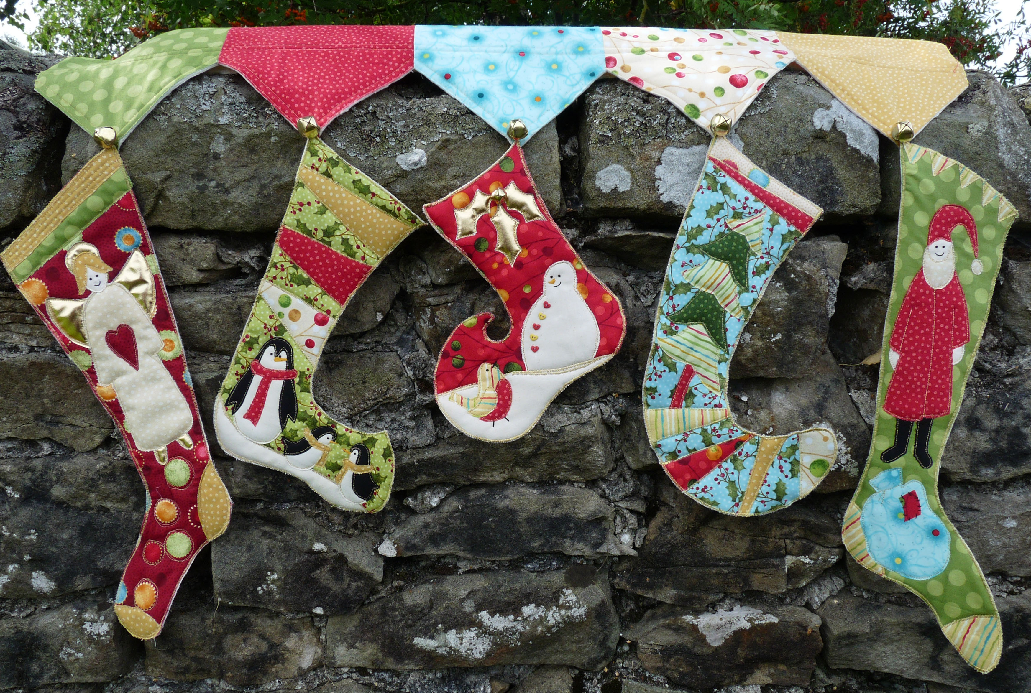 Hang up your Stocking